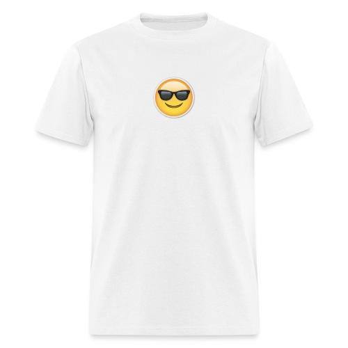 sunglasses emojicon mug & phone case - Men's T-Shirt