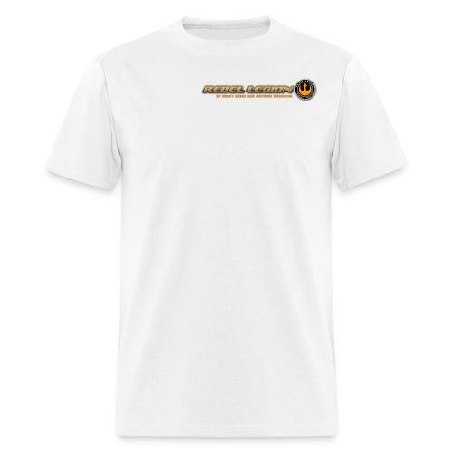 Rebel Legion Header - Men's T-Shirt