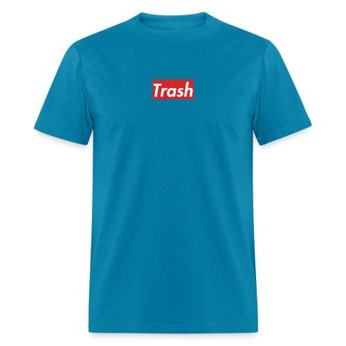 trash png - Men's T-Shirt
