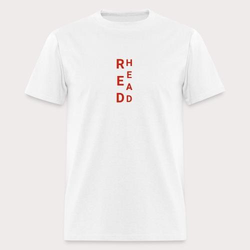 EE Red Head - Men's T-Shirt