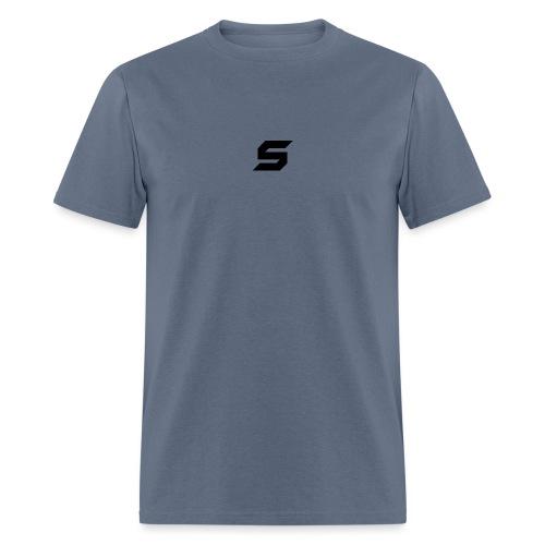 A s to rep my logo - Men's T-Shirt