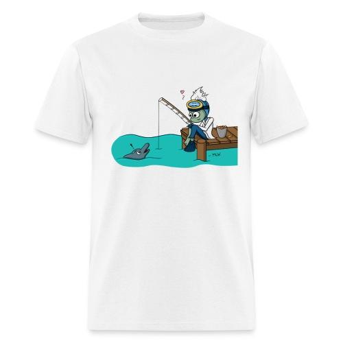 Bio love - Men's T-Shirt