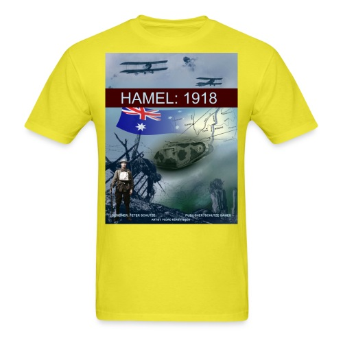 hamel - Men's T-Shirt