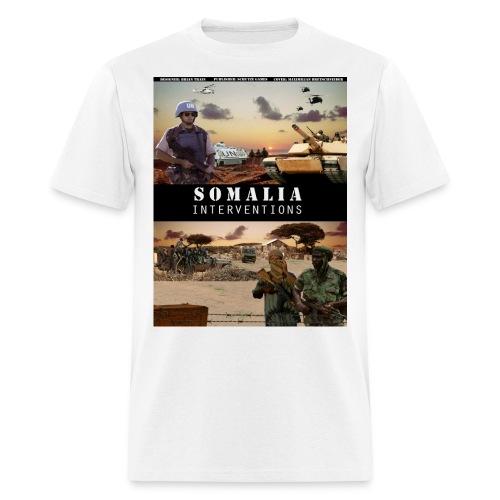 somalia - Men's T-Shirt