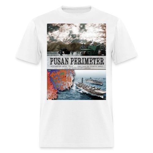 pusan cover - Men's T-Shirt
