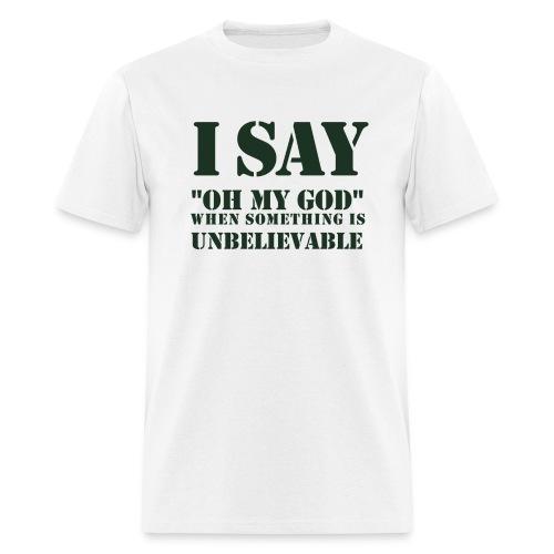 1 rev png - Men's T-Shirt