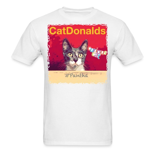 CatDonalds - Men's T-Shirt