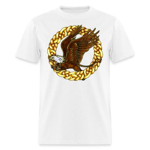 Bald Gryphon - Men's T-Shirt