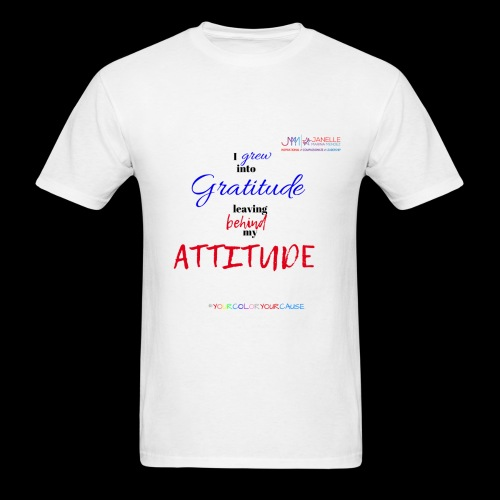 Gratitude Merch - Men's T-Shirt