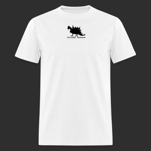 Stegocobo Black - Men's T-Shirt