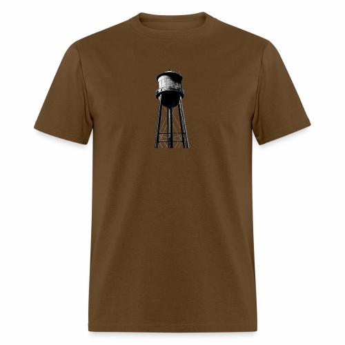 Water Tower - Men's T-Shirt