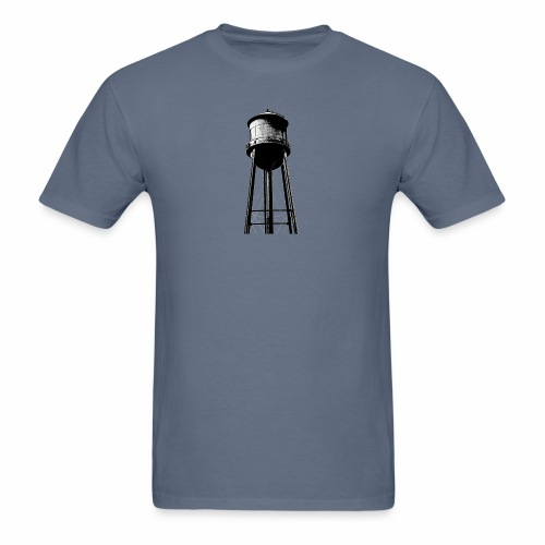 Water Tower - Men's T-Shirt
