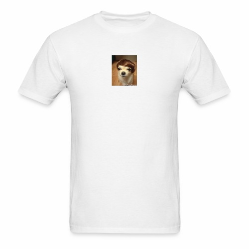Justin Dog - Men's T-Shirt