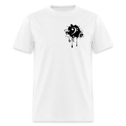 Front Black original - Men's T-Shirt