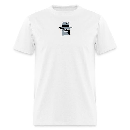 Robot Gangster 2 Color - Men's T-Shirt