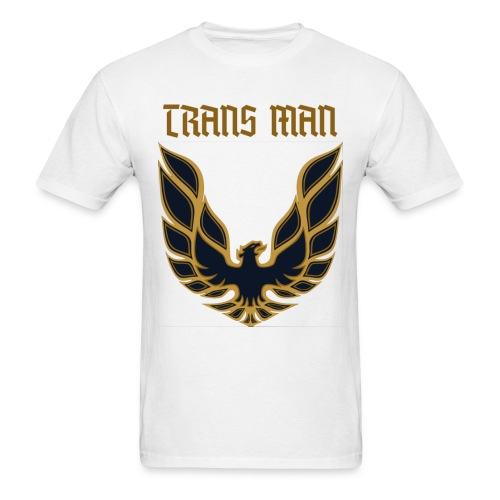 Trans Man - Men's T-Shirt