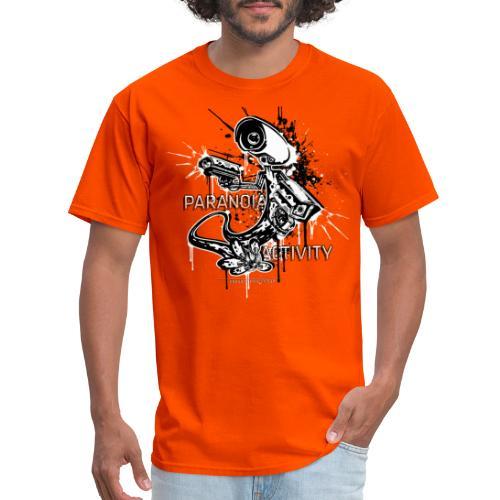 Paranoia Activity - Men's T-Shirt