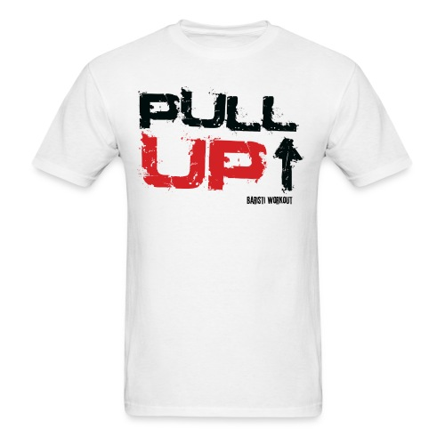 Pull Up bw png - Men's T-Shirt