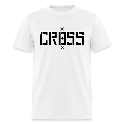Classic Cr0ss logo - Men's T-Shirt