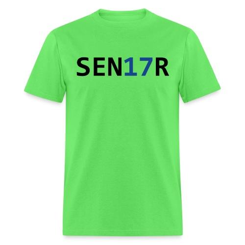 Senior Graduation 2017 - Men's T-Shirt