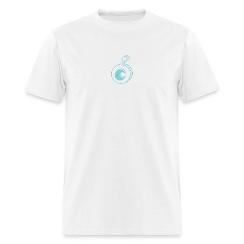 ost logo drawing - Men's T-Shirt