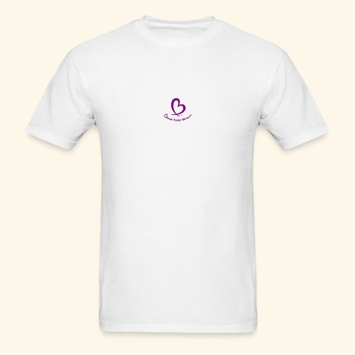 Bless Your Heart® Purple - Men's T-Shirt