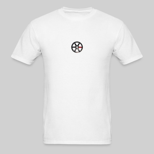 TE37 Wheel - Men's T-Shirt