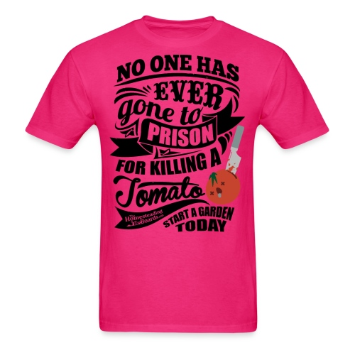 KillingATomatomonoShirt - Men's T-Shirt