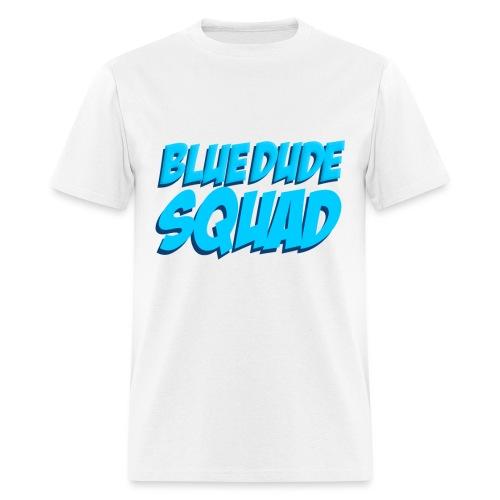 Bluedudesquad png - Men's T-Shirt