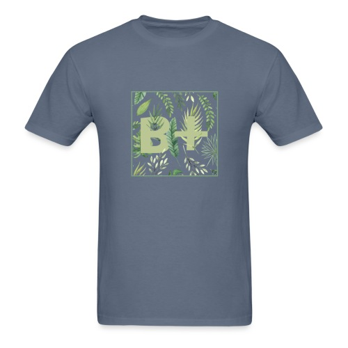 Be positive - Men's T-Shirt