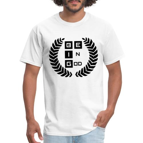 Be BIG Black BeInGod - Men's T-Shirt
