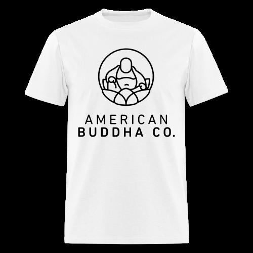 AMERICAN BUDDHA CO. ORIGINAL - Men's T-Shirt
