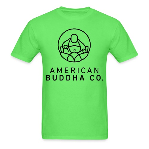AMERICAN BUDDHA CO. ORIGINAL - Men's T-Shirt