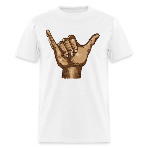 Shaka's Hand - Men's T-Shirt