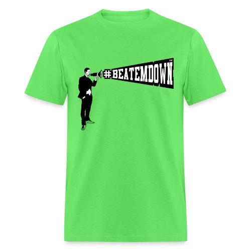 bomani lrgbeatemdown - Men's T-Shirt