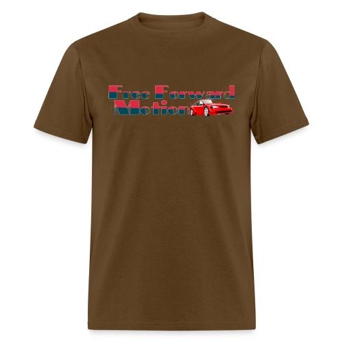 Free Forward Motion - Men's T-Shirt