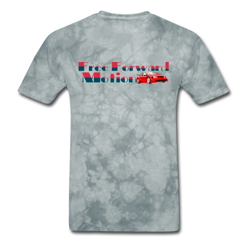 Free Forward Motion - Men's T-Shirt