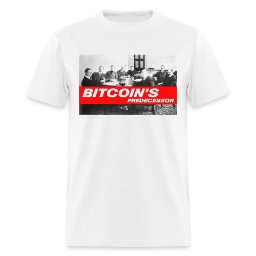 Bitcoin's Predecessor - Men's T-Shirt