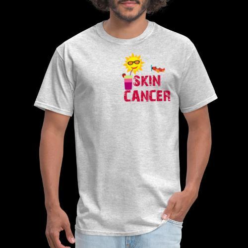SKIN CANCER AWARENESS - Men's T-Shirt