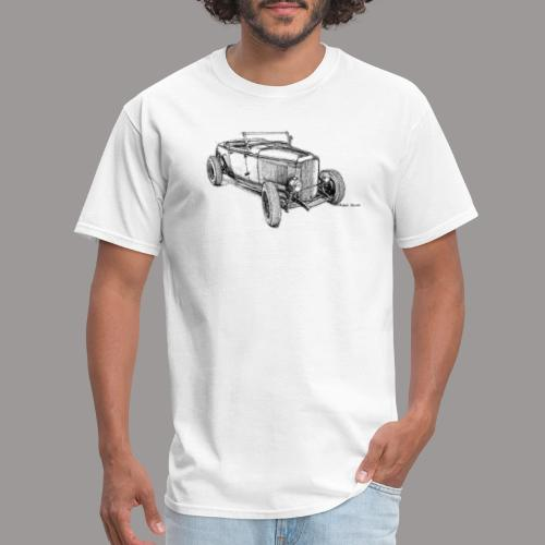Acme '32 Roadster - Men's T-Shirt