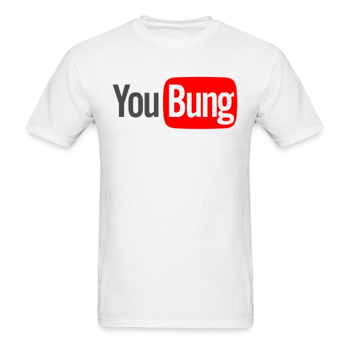 You Bung Logo png - Men's T-Shirt
