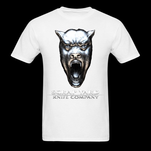 Scrap Yard Light Text - Men's T-Shirt