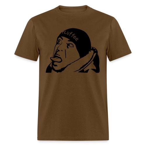 fluffee portrait tongue - Men's T-Shirt
