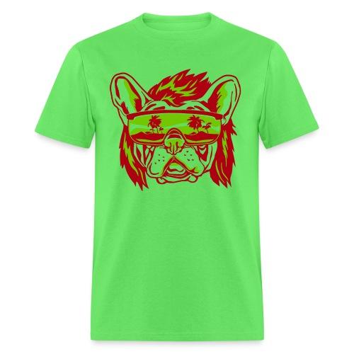 Beach Pooch - Men's T-Shirt