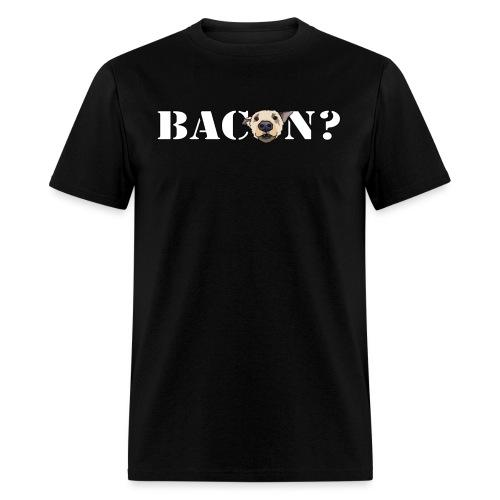 baconsmall - Men's T-Shirt