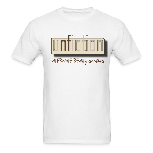 uf logo full 1500 - Men's T-Shirt