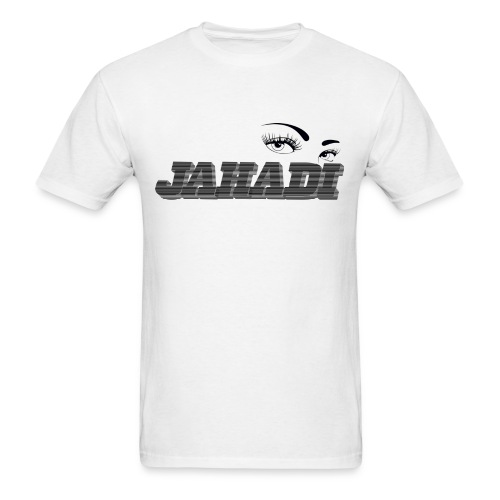 HadiLogo - Men's T-Shirt