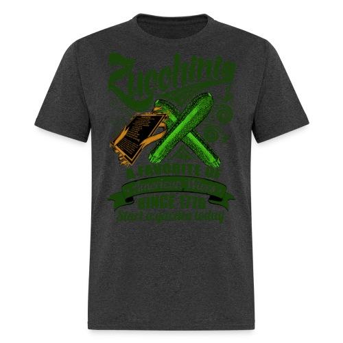 Zucchinis_Print - Men's T-Shirt