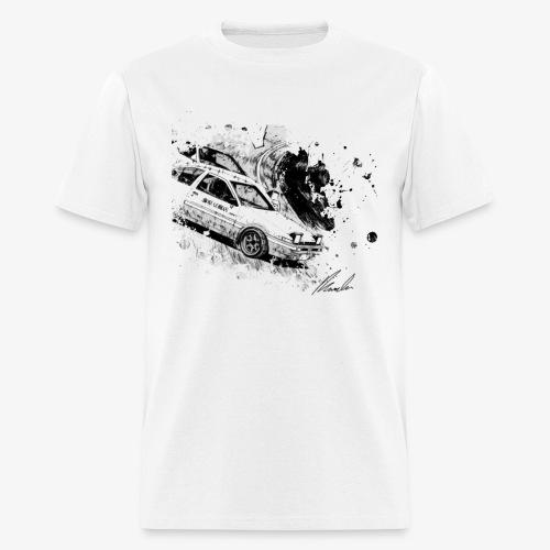 Initial-D Fall Collection: The Drift - Men's T-Shirt