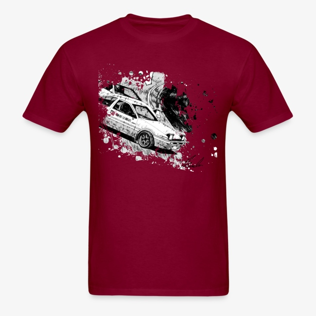 Initial-D Fall Collection: The Drift